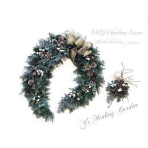 木の実の定番人気クリスマスアレンジ 2021