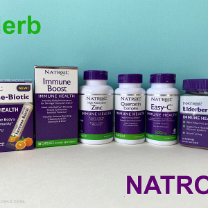 Natrolのサプリメントを6種類レポ。iHerbからプレゼントキャンペーン!