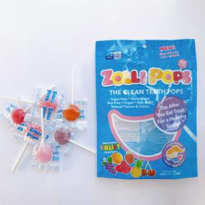 iHerbで虫歯にならない飴を見つけた!Zollipopsのクリーンティースポップス