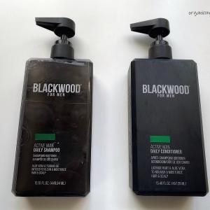 【Blackwood For Men】iHerbで見つけた新しいメンズシャンプーの香りがすごくいい匂い。