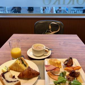 続・ホテルの朝食は危険