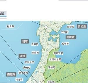 金沢犀川 河川状況調べの目安画像情報