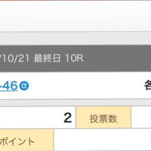 10月21日の結果!!久留米競輪!!四日市競輪!!
