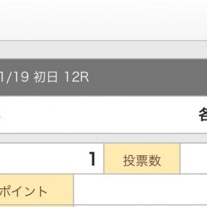 1月19日の結果!!岐阜競輪!!徳山競艇!!