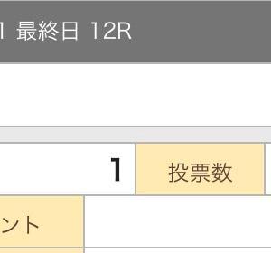 1月21日の結果!!岐阜競輪!!若松競艇!!