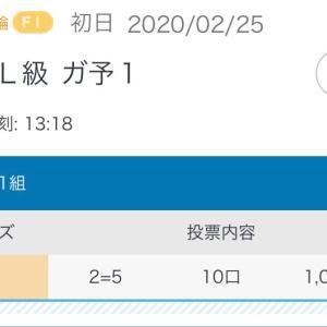 2月25日の結果!!西武園競輪!!玉野競輪!松阪競輪!