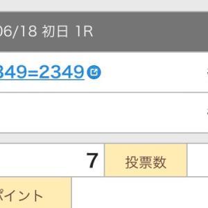 6月18日の狙い打ち!!高松宮記念杯競輪!