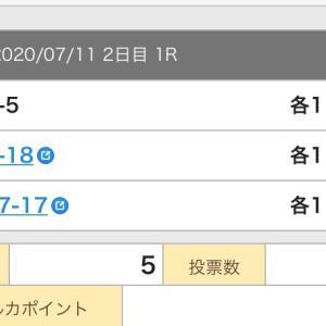 7月11日の狙い打ち!!サマーナイトフェスティバル!!