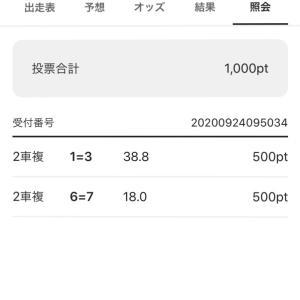 9月24日の結果!!弥彦競輪!富山競輪!!久留米競輪!