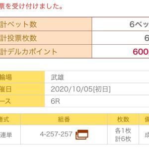 10月5日の結果!!武雄競輪!!