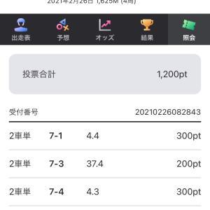 2月26日の狙い打ち!!流し編2