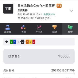 6月12日の狙い打ち!!追撃編!!