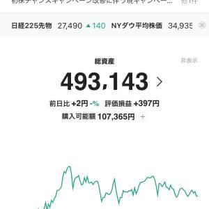毎月2日は、LINE証券口座公開日!!