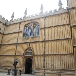 Divinity School @ Bodleian Library ボドリアン図書館 ①