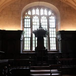 Convocation House @ Bodleian Library ボドリアン図書館