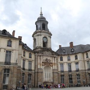 Hôtel de ville de Rennes @ Place de la Mairie