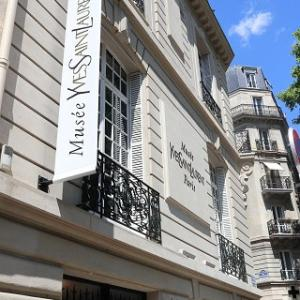 Musée Yves Saint Laurent Paris ♥ Ⅰ