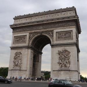 Arc de triomphe de l'Étoile ♡ エトワール凱旋門