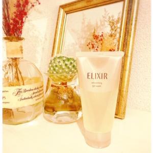 ELIXIR smoothing gel wash ♡
