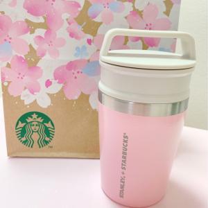 Spring ❤ STANLEY Starbucks SAKURA Edition