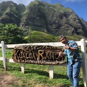 HAWAII・その9「いろいろ楽しめたクアロア牧場」
