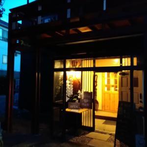 新店「浦コーヒー」さんでおひとりさま
