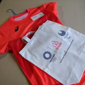 東京オリンピック「Tシャツとエコバッグ」