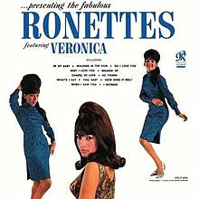 The Ronettes『Presenting The Fabulous Ronettes featuring Velonica』