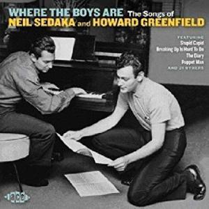 特集「作詞家Howard Greenfieldの粘っこい世界」
