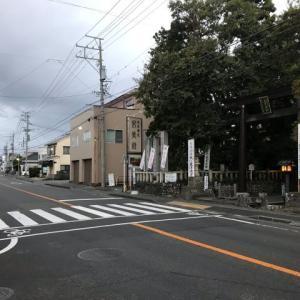 【東海道ラン】10日目:島田~掛川