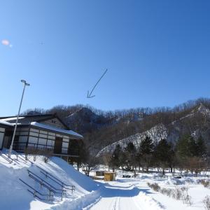 神居山登山(本別町)