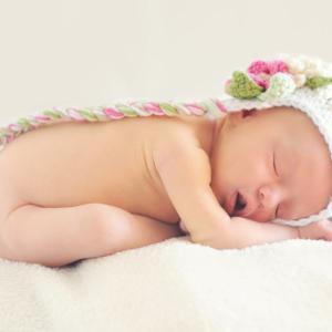 大切な赤ちゃんに愛のベビーマッサージを