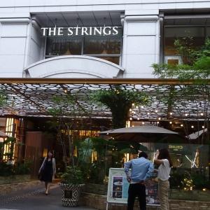 表参道The Stringsでワインのイベント
