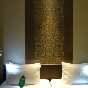 ホテルのお部屋@バンコク