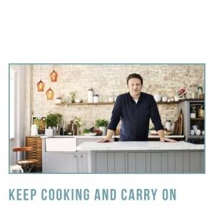 Stay at Home楽しみなテレビ番組Keep Cooking and Carry On