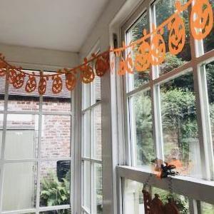 ハロウィンかぼちゃカップケーキ☆ハロウィンのデコレーション