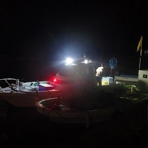 1月10日 谷口渡船