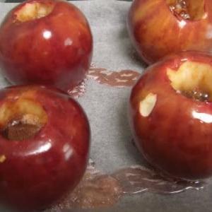 NHKテレビ「グレーテルのかまど」を観て、「焼きリンゴ」を作ったのですが・・・。