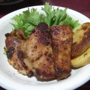 「鹿児島の麦味噌と、八丁味噌の豚の味噌漬け」作りました~♪ 美味しかった~♪