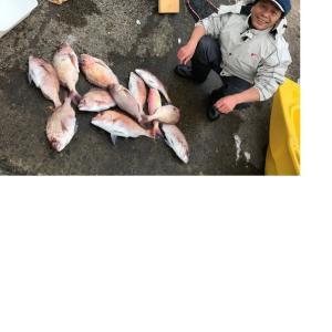 2019年 初釣り