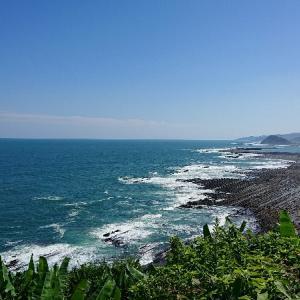 物産館生産者部会のバス研修と日南海岸