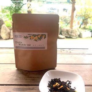 柚子紅茶作りました