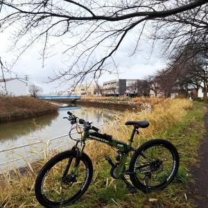 MTBで行く栗ノ木川探検サイクリング