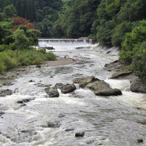 早出川ダムまで往復110Kmサイクリング