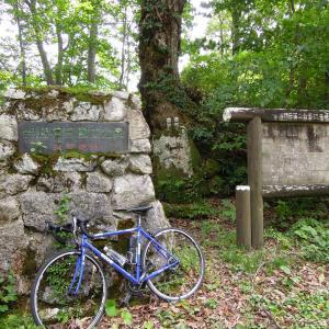 久し振りの200Kmサイクリング 山形県小国町天狗平往復 飯豊連峰登山基地