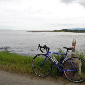 荒川河口まで往復100Kmサイクリング