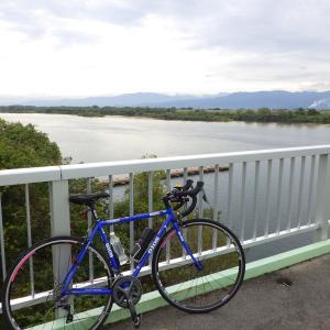 自転車通勤86回 50Km