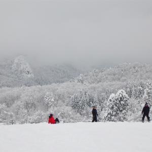 私をスキーに連れてって9回目 三川温泉スキー場