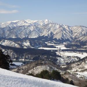 私をスキーに連れてって20回目 三川温泉スキー場