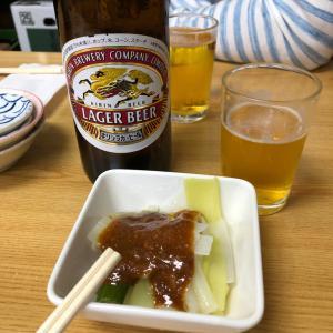 京急川崎駅の大衆酒場で飲む